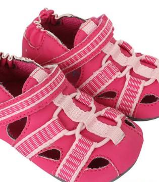 炎炎夏日即将到来 赶紧给孩子买双凉鞋吧
