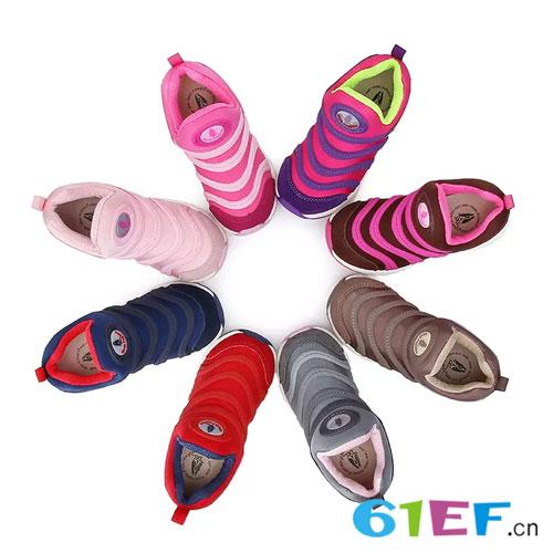 选好一双舒适的宝宝鞋 家长才能放心