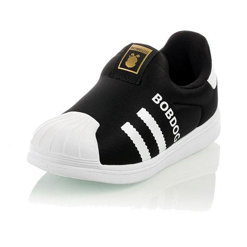 爱动的童年怎能少得了舒适的巴布豆运动鞋