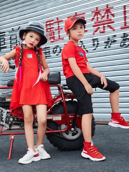 卡儿菲特童装品牌2019春季新品隆重登场