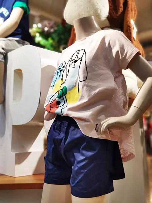 暇步士童装 美式style 释放天性  欢乐伴童年