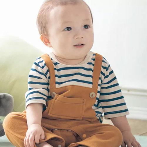 可爱连体衣  让宝宝们度过一个美丽的春天