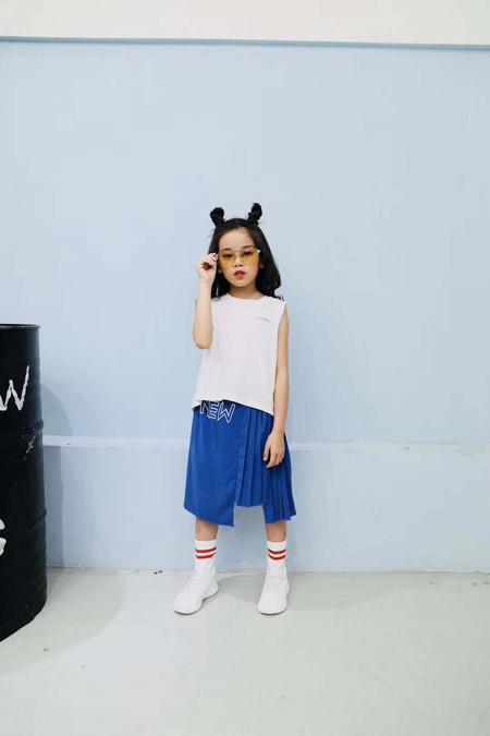 猫咪儿童装2019春夏新品上市啦 快来看看吧