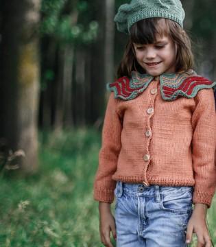 简单但经典的手工针织服装品牌 Kalinka