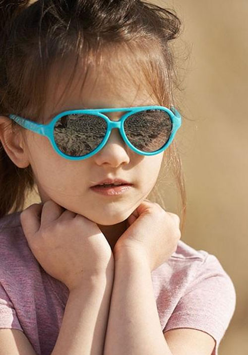 孩子度假必备太阳眼镜 宝贝有吗?