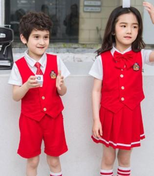 做校服 哈利欧童装品牌真的是认真的!