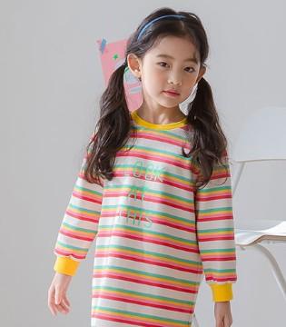 唯心至爱童装品牌 展现孩子童真的童装