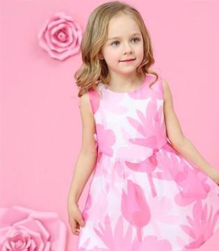 安奈儿气质公主裙穿搭 让宝贝俏皮可爱