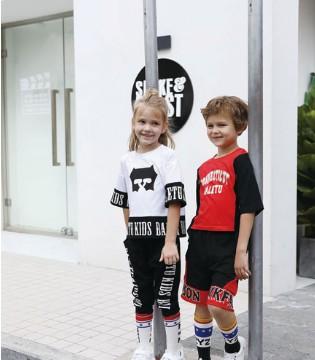 要想轻松在童装市场获得成功 就选芭乐兔童装品牌