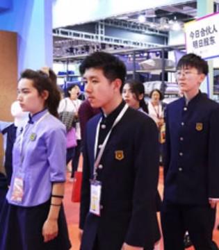乔治白引爆上海展会 · 彰显领导品牌实力