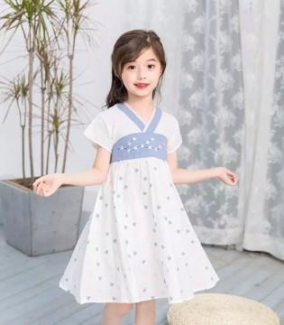 【123童装】 国潮来袭―汉元素的服饰