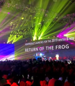客户围攻抢签 青蛙王子到底做了什么?
