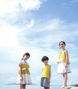 籽芽之家童装品牌 加盟它是很不错滴