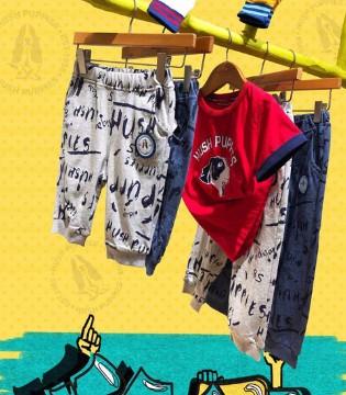 暇步士童装--针织裤 | 初夏来袭 防晒 防蚊 一样不能少