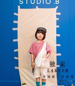 拉酷儿童装品牌 真正的韩系潮流品牌