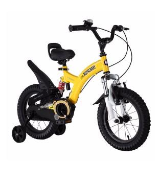 选对儿童自行车 助力宝宝练就好身体