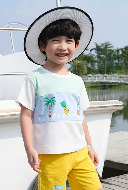 CARLFIT・2019夏上新丨趣味印花来袭 一起美翻盛夏!