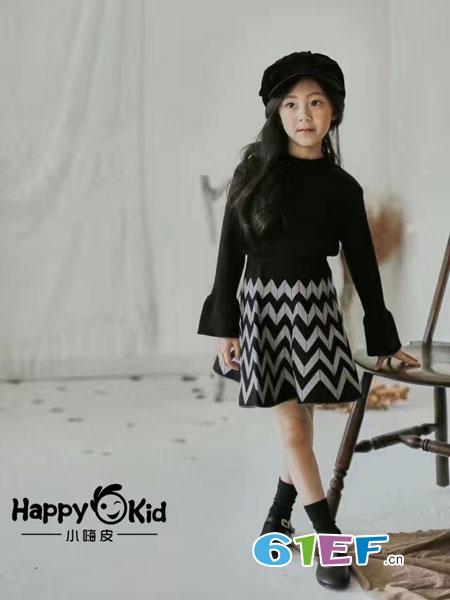 流量掣肘下 看小嗨皮HappyKid童装品牌如何突围!