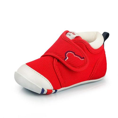 宝贝潮流休闲学步鞋 将舒适进行到底
