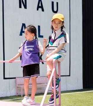 遍及全国的韩米娜・风尚童装 你该加盟了
