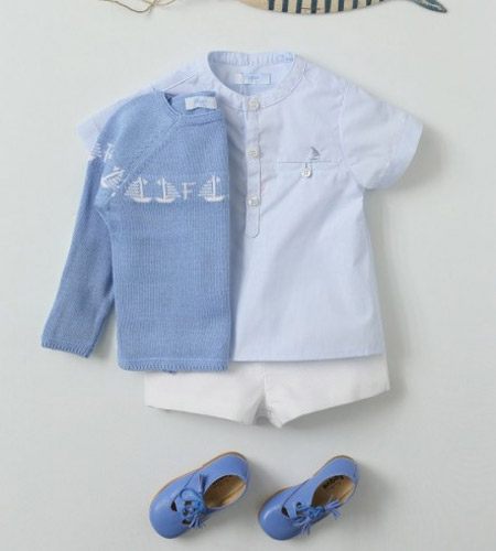 西班牙的婴童时尚品牌 FOQUE让您的孩子与众不同