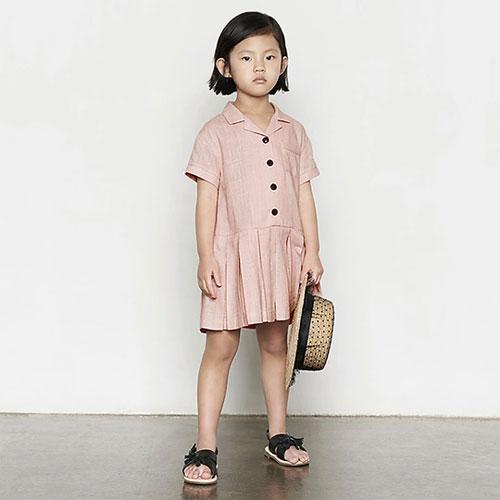 俏皮可爱连衣裙 小公举夏日的时髦穿搭
