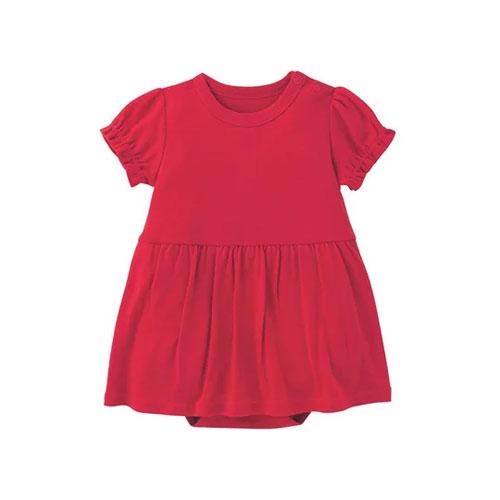 夏日清新连衣裙 彰显小公举的调皮可爱