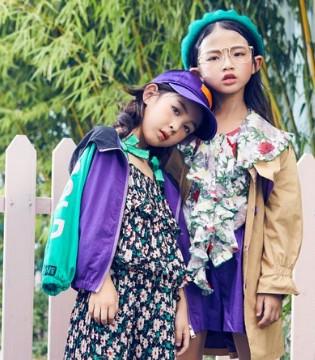 小资范童装品牌 有型的设计让你轻松创业