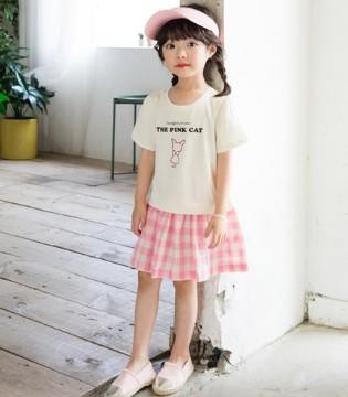 唯心至爱童装2019夏季新品上市 让你清凉一夏