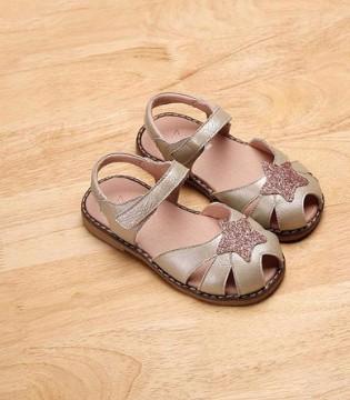 梦幻女童凉鞋 伴小公主美美过夏天!