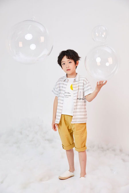 DC童装2019夏季新品上市 潮流时尚不容错过!