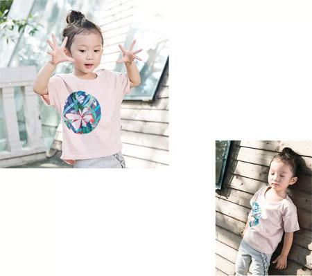宝贝巴迪 拉珐咪啦 棉绘童装品牌您想要的都在这里!