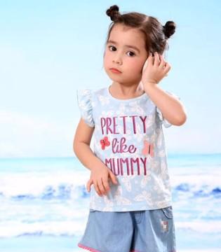 婴儿夏季纯棉服饰 让宝贝萌趣又清凉