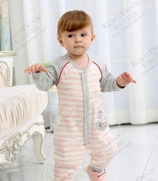 加盟就选Kara Bear(卡拉贝熊)婴童服装品牌