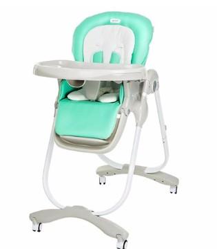 让宝宝乖乖吃饭 新手爸妈这样选儿童餐椅