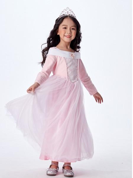 迪士尼童�b迪士尼公主』裙�和�cosplay表演服�b批�l代�u理