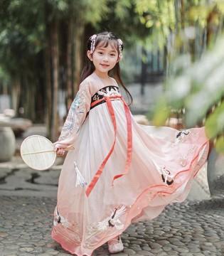 古典汉服  感受一份别样的东方之美