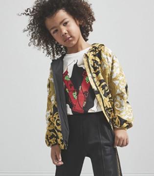 Versace Young全新男童装系列 溯源个性的专属定义