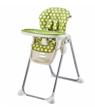 时尚安全婴童餐椅 爸妈省心喂辅食