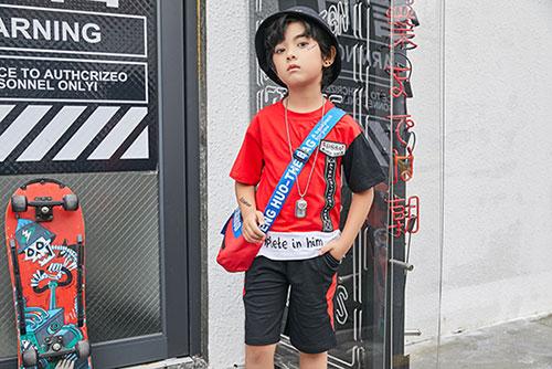 大波叽叽哇哇时髦童装焕新上架 满足你的尝新愿望清单