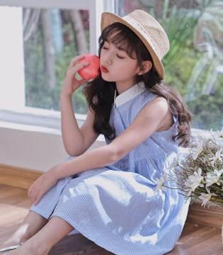 夏季女童甜美连衣裙 做个美美的小仙女