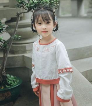 复古中国风穿搭 轻松塑造古典小仙女