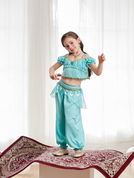 迪士尼公主裙婴童玩具,定位的纯正欧美派对风尚