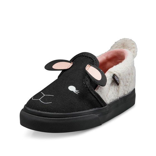 可爱的动物元素童鞋 送给个性宝贝