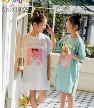 加盟童装品牌 就该选择拉酷儿童装品牌