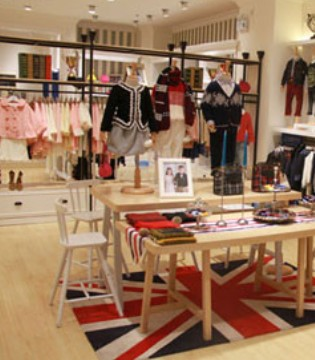 伊顿贸易开课 童装品牌加盟店怎么开?