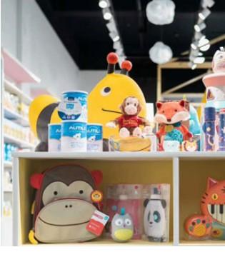 喜讯 Milk family绍兴镜湖店盛大开业啦!