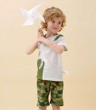 夏季童装上新 给宝贝们挑选合适的新衣裳吧