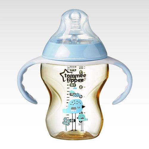 海淘安全又好看的奶瓶 呵护宝贝健康成长