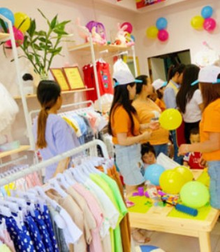 芭乐兔童装品牌:开店即创富 90后宝妈从此逆袭!